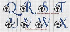 Abecedario futbol                                                                                                                            Más
