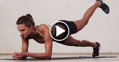 The Three-Minute Perfect Plank Workout Fit Life Videos