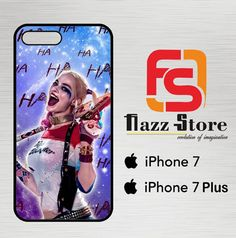harley quinn ha-ha L0516 iPhone 7 Plus| 7 Plus Case