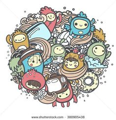 https://thumb1.shutterstock.com/display_pic_with_logo/236509/380905438/stock-vector-cartoon-monster-doodles-380905438.jpg