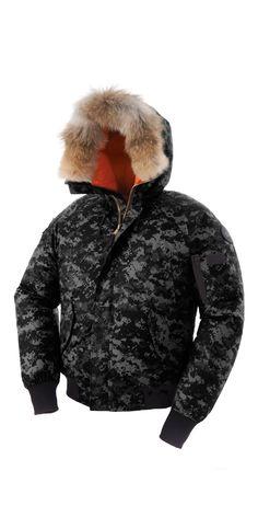 Canada Goose Foxe Bomber fucsia