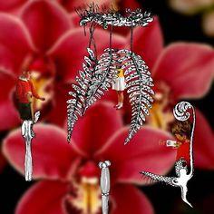 Catalina Schliebener - Sin titulo - Serie Maquina Blanda - collage digital - 2011   -Bisagra arte contemporaneo-