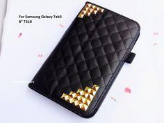 samsung galaxy tab 3 8.0 case  Studded by iFashionAccessory, $25.98