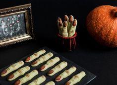 Dedos de bruja para #Mycook http://www.mycook.es/cocina/receta/dedos-de-bruja