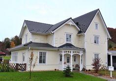 Schwedenhaus AG - Villa am Schwarzsee
