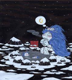 Sonic by Martin Hsu