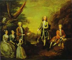 The Ashley and Popple Family - : Canvas Art, Oil Painting Reproduction, Art Commission, Pop Art, Canvas Painting William Hogarth, Baroque Art, Hand Painting Art, Art Paintings, Art Database, Oil Painting Reproductions, Framed Prints, Art Prints, Viera