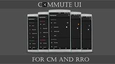 Commute UI - Layers Theme v4.1.1  Viernes 2 de Octubre 2015.By : Yomar Gonzalez ( Androidfast )   Commute UI - Layers Theme v4.1.1 Requisitos: 5.0 Información general: IU Commute es un multi-tema esto significa que usted puede elegir entre 4 acentos vibrantes para cada aplicación.Usando envoltorio nueva Niklas mejorado por mí usted tendrá el control total de sus capas. Este es un tema para RRO / Capas / Superposición. No es un CM / tema Paranoid! QUÉ ESTÁ INCLUIDO:  4 acentos diferentes…