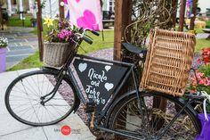 Wedding Stuff, Wedding Day, Redheads, Groom, Archive, Bicycle, Weddings, Bride, Pi Day Wedding