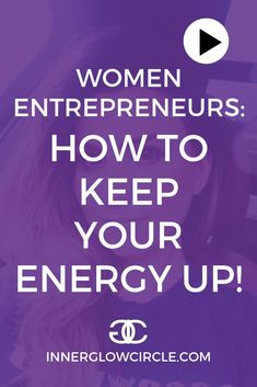 As a female entrepreneur, your top five resources are money, energy, love, time and space. M.E.L.T.S. is the acronym we use.