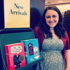 Becky Albertalli, Book Authors, Books, Tarot, Livros, Livres, Book, Libri, Tarot Cards