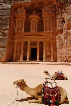 Petra Archeological Park, Jordan