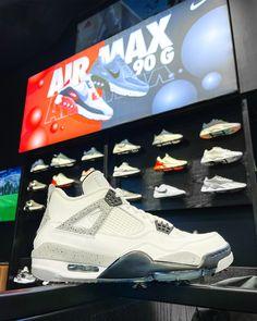 "🚨NOW AVAILABLE🚨 @nike Air Jordan IV G ""White Cement"" 😍 Grab your pair now at #eGolfDubaiMall! __ #NikeGolf #AirJordan #NikeAirJordan #Jordangolfshoes #footwear #golf #golffashion #newarrival #jumpman23 #jordanvgolf #hypegolf #jordan2021 #golflook #golfstyle #eGolfMegastore Jordan 20, Air Jordan Iv, Mall Stores, Used Golf Clubs, Golf Shop, Dubai Mall, Golf Fashion, Taylormade, Nike Golf"