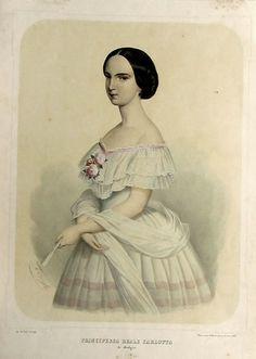 Empress Charlotte of Mexico   Keywords: Empress Carlota, Wettin family, Habsburg family, Empress ...