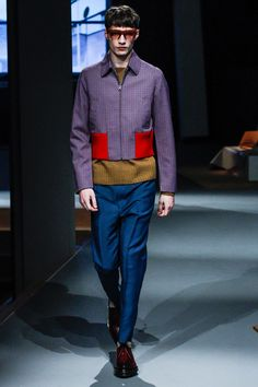 Prada FW 13, my favorite look :P
