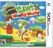 Learn more details about Poochy & Yoshi's Woolly World for Nintendo 3DS and take a look at gameplay screenshots and videos.