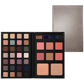 A 40-color palette to create infinite looks.   The bestselling Smashbox Master Class Palette is back with a second edition and a dazzling new array of color choices. Inspired by all the must-haves in the pros' kits, this mega palette offers 28 Photo Op Eye Shadows, four cream eyeliners, fives blushes, one bronzer, two soft lights—and endless ways to go from a.m. to after-hours. This set contains: - 28 x 0.04 oz Eye Shadow in Linen, Nectar, Champagne, Vanilla, Golden Orchid, Peacock, Flamingo