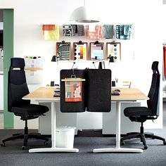 IKEA BEKANT sit or stand Desk for Office