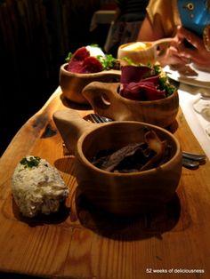Ekat treffit ravintola Saagassa » 52 Weeks of Deliciousness