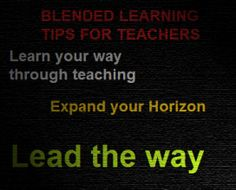 What Every Teacher Should Practice for Blended Learning