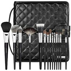 SEPHORA COLLECTION Deluxe Standing Easel Brush Set from Sephora on shop.CatalogSpree.com, your personal digital mall.