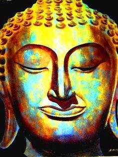 Thai Buddha Painting