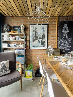 A 46sqm New York-inspired Space | RL