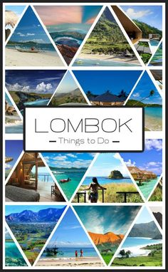 While there are a lot of things to do in Lombok, the island has a reputation as being a difficult place to explore. That is changing. Over the last five yearsnew roads have been built and the inte…