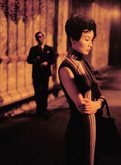 In the Mood for Love (2000) Dir: Wong Kar-Wei, DoP: Christopher Doyle & Mark Li Ping-Bin