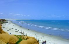 pictures of beaches in brazil | This beach is for sure one of the best beaches in Brazil, because of ...