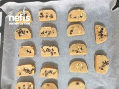 Ödüllü Kurabiye (muhteşem) Biscuit Cookies, Tea Time, Biscuits, Bakery, Deserts, Brunch, Food And Drink, Cooking Recipes, Charlie Brown