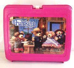 Furskins Lunch Box...I wish I knew where my mom stuck mine! Or if she threw it away...*sigh*