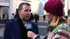 MARCELO TOLEDO - Entrevista por FB FLORENCIA BIBAS #NYFW Feb 2014