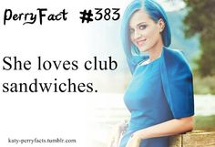 #Katy #Perry Fact 383