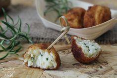 Polpette di patate al rosmarino