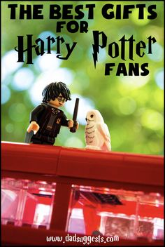 If you're looking for that special gift for a Harry Potter fan, whether young or old, we are here to help. Currently deep into our son's Harry Potter obsession, we are full of wizarding world gift ideas. Books, games, toys, replicas - you'll be sure to find something special for any Potterhead on this gift guide. #harrypottergifts #harrypotter #harrypotterpresents #kidsgifts #kidsgiftideas #dadsuggests Harry Potter Video Games, Harry Potter Activities, Harry Potter Printables, Cool Gifts For Kids, Kids Gifts, Harry Potter Presents, Gift Guide, Special Gifts, Kids Toys