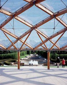 Alnwick Garden Pavilion | Hopkins