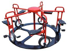 Merry Go Cycle - 5 Seats - AAA State of Play