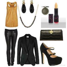 #look #outfit #conjunto #moda #tendencias