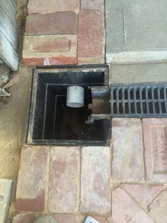 Drainage Grates, Gutter Drainage, Yard Drainage, Home Landscaping, Front Yard Landscaping, Driveway Drain, French Drain System, Landscape Drainage, Trench Drain