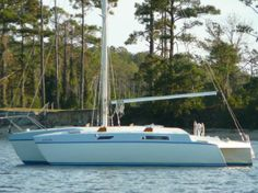 1994 Horstman Tri-Star 35 Trimaran Sail Boat For Sale - www.yachtworld.com