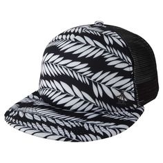 #FashionVault #perry ellis #Men #Accessories - Check this : Original Penguin PALM PRINT FLAT VISOR BASEBALL CAP for $17.99 USD
