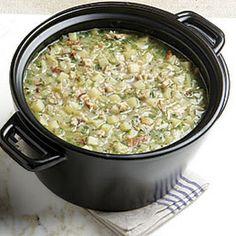 Rhode Island Clam Chowder Recipe - Key Ingredient