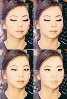 sohee eyeliner for monolids(Best Eyeliner Korean)