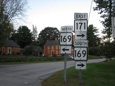 Route 169 is one of only two national scenic byways in Connecticut.