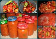 Recipes From Heaven, Parfait, Preserves, Salsa, Chili, Food And Drink, Mexican, Favorite Recipes, Ethnic Recipes