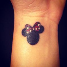 minnie mouse tattoos - Google Search