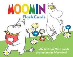 Moomin Feelings Flash Cards: Tove Jansson: