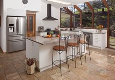 flat pack kitchens gallery - entertain in style hero