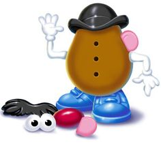 Classroom management - Mr Potato Head, start off with just the head, add body parts etc, one for each time whole class has very good behaviour.  Class get reward (party perhaps in Golden Time) when Mr Potato Head is complete.